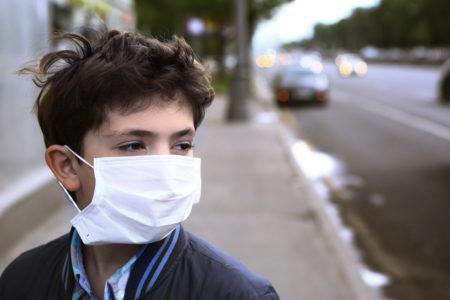 unclean air pollution